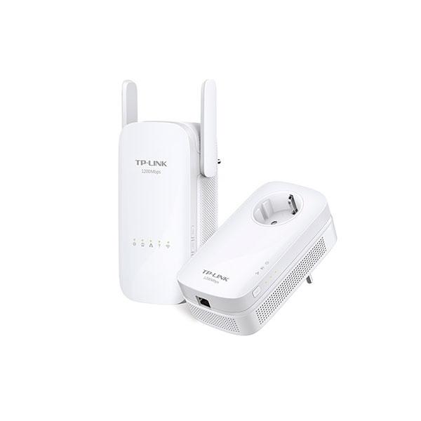 TPLINK TLWPA8630 KIT AV1300 3x LAN WIFI AC1350  PLC