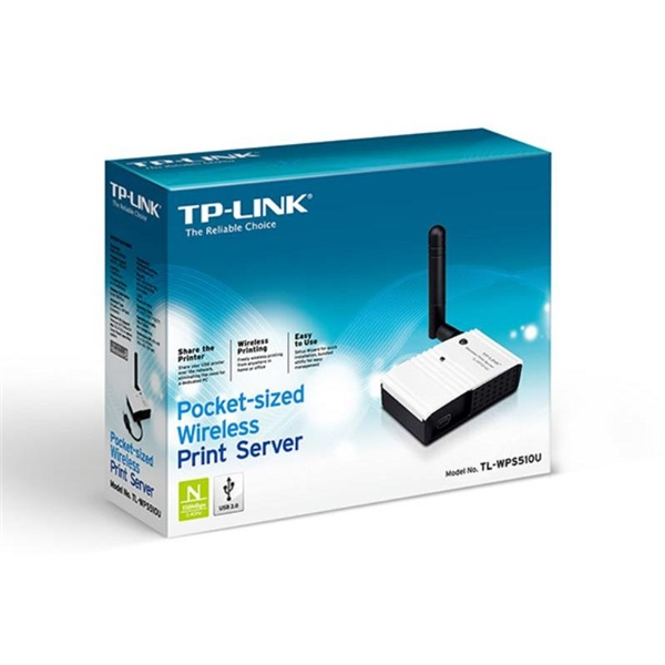 TP-LINK TL-WPS510U – Servidor de impresión