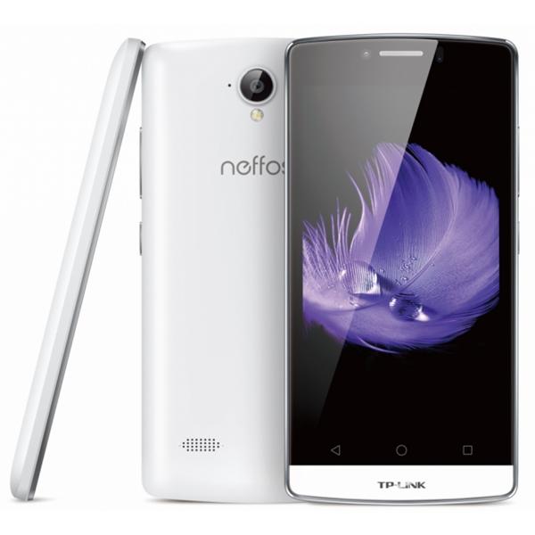 TP-LINK Neffos Smartphone C5L Blanco Perla