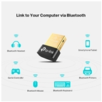 TPLink UB400 Nano USB Bluetooth 40  Adaptador