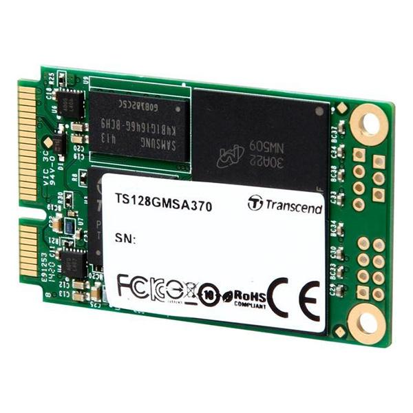 Transcend 128GB MSA370 160560  mSATA  Disco Duro SSD