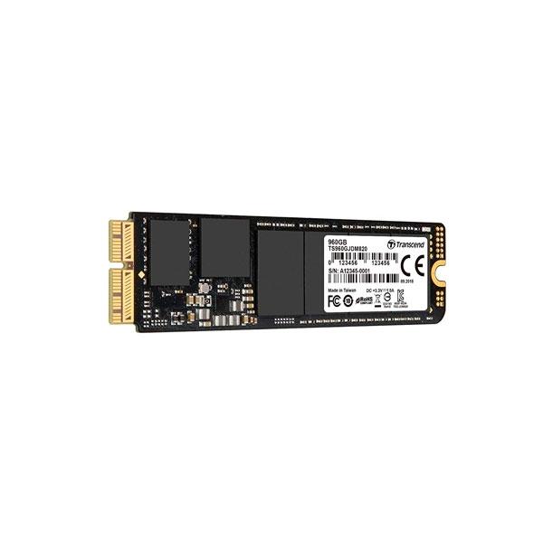 JetDrive 820 960GB PCIe Gen3 para varios Mac  SSD