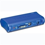 Trendnet TK-204UK 2 PC DVI USB + Audio - KVM