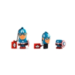 TRIBE Marvel Capitn Amrica 16GB  PenDrive