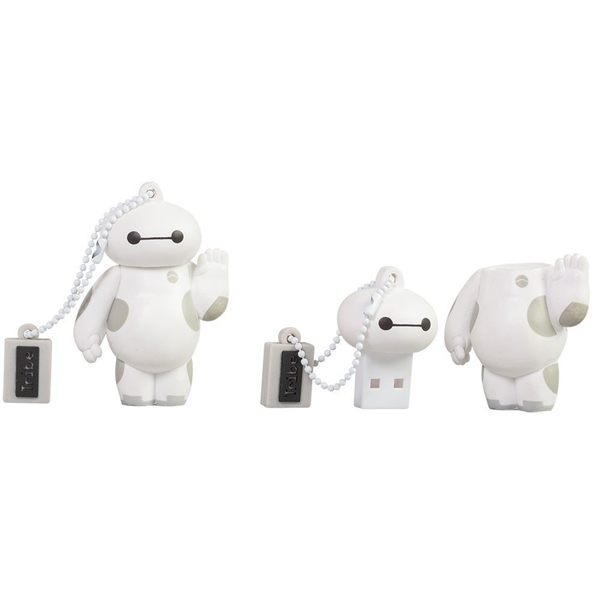 TRIBE 16GB Baymax USB 2.0 Big Hero 6 – PenDrive