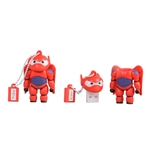 TRIBE Disney Big Hero 6 Baymax en armadura 16GB - PenDrive