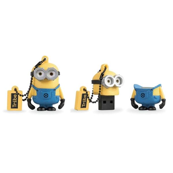 TRIBE Gru Mi Villano Favorito Minion Bob 16GB - PenDrive