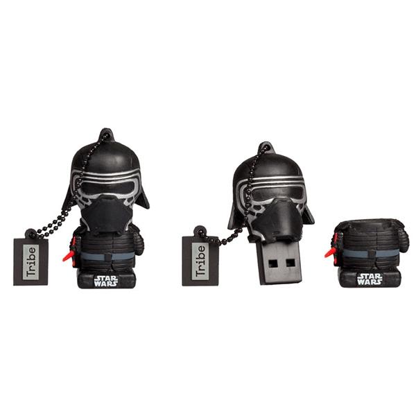 TRIBE 16GB Kylo Ren USB Star Wars TLJ  PenDrive