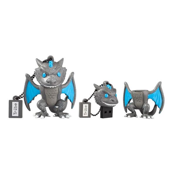 TRIBE Juego de Tronos Dragón de Hielo 16GB - PenDrive