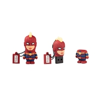 TRIBE Marvel Capitana Marvel 32GB - PenDrive