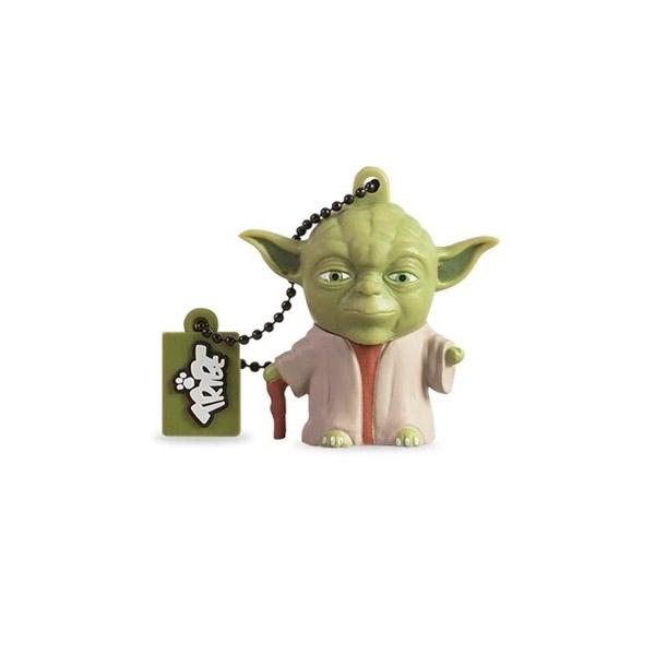 TRIBE 16GB Yoda el Sabio USB 20 Star Wars  PenDrive