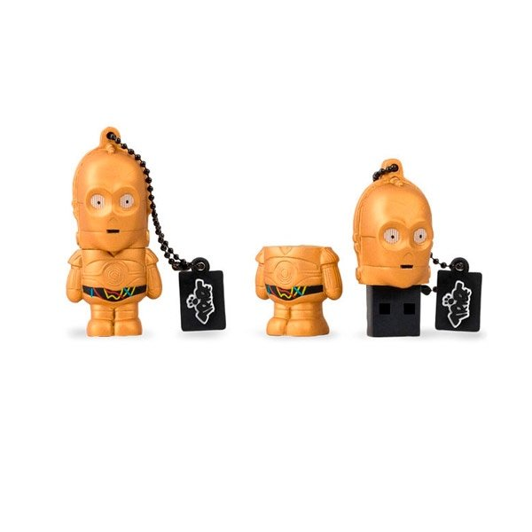 TRIBE 16GB C-3PO USB 2.0 Star Wars - PenDrive