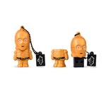 TRIBE Star Wars C-3PO 16GB - PenDrive