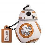 TRIBE 16GB BB-8 USB 2.0 Star Wars - PenDrive
