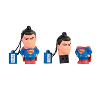 TRIBE 16GB Superman (nuevo film) USB 2.0 DC - PenDrive