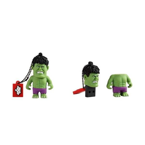 TRIBE 16GB Hulk USB 20 Marvel  PenDrive