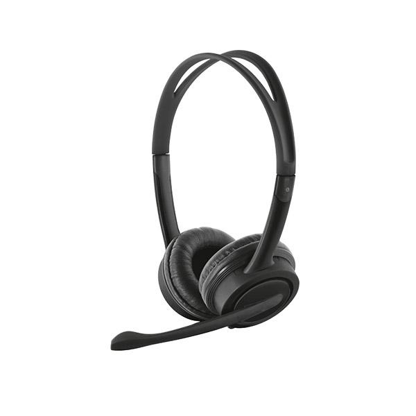 Trust Mauro negro USB  Auriculares