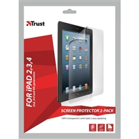 Trust Screen Protector 2 pack para Ipad