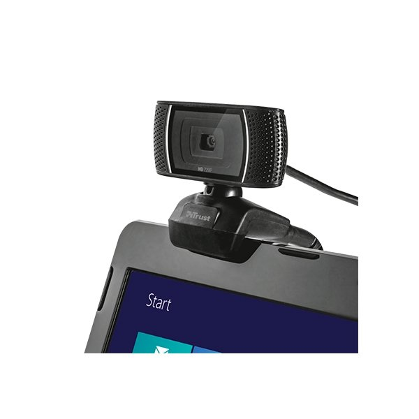 Trust Trino HD 720P con micro - Webcam