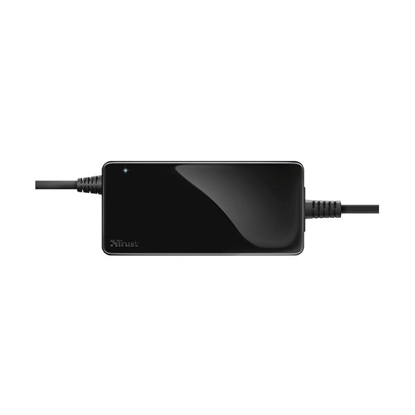 Trust Primo 70W Laptop Charger  Cargador universal para ordenador porttil de 70 W