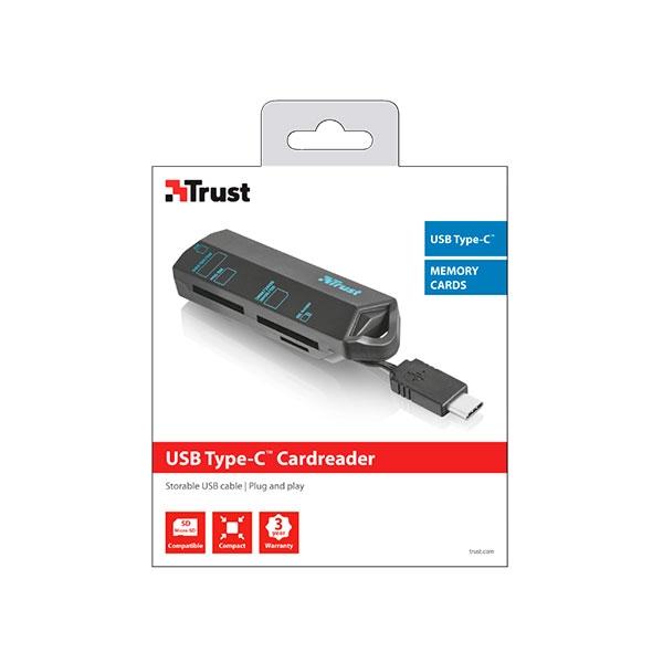 Trust Lector de tarjetas USB