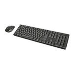 Trust Ximo Wireless  Kit teclado y ratn