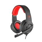 Trust GXT 310 Rojo  Auriculares