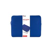 Trust Primo Soft Sleeve Neopreno hasta 15.6″  Azul – Funda