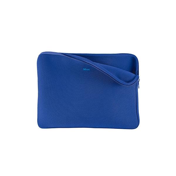 "Trust Primo Soft Sleeve Neopreno hasta 15.6""  Azul - Funda"