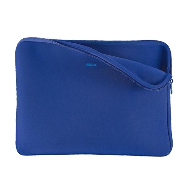 Trust Primo Soft Sleeve Neopreno hasta 116 Azul  Funda