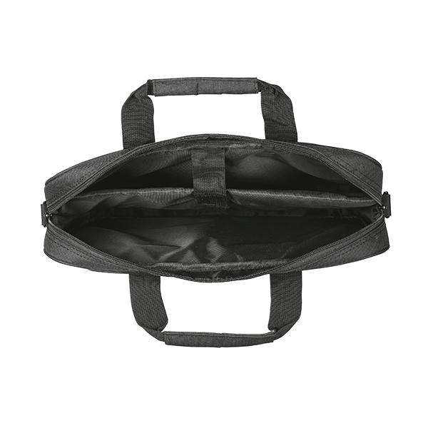 Trust Primo Primo Bag 406 cm 16 Negro  Maletín  Ratón