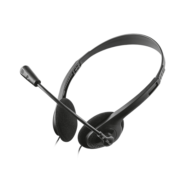 Trust Chat Headset con Micrófono  Auriculares