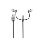 Trust USB 3 en 1 - Cable