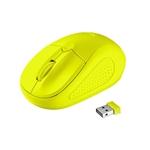 Trust Primo amarillo neon wireless - Ratón