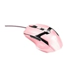 MOUSE OPTICO TRUST GAMING GXT 101 COLOR ROSA