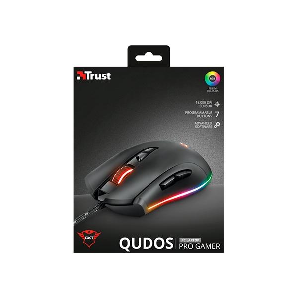 Trust GXT 900 Kudos RGB  Ratón