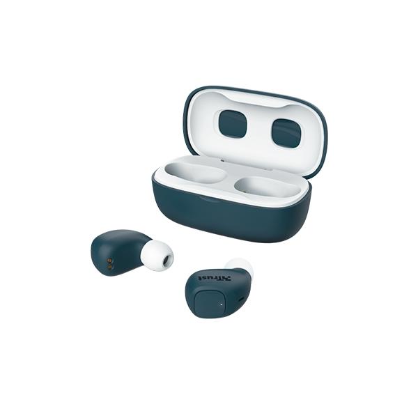 Trust Nika Compact Bluetooth Wireless Azul  Auriculares