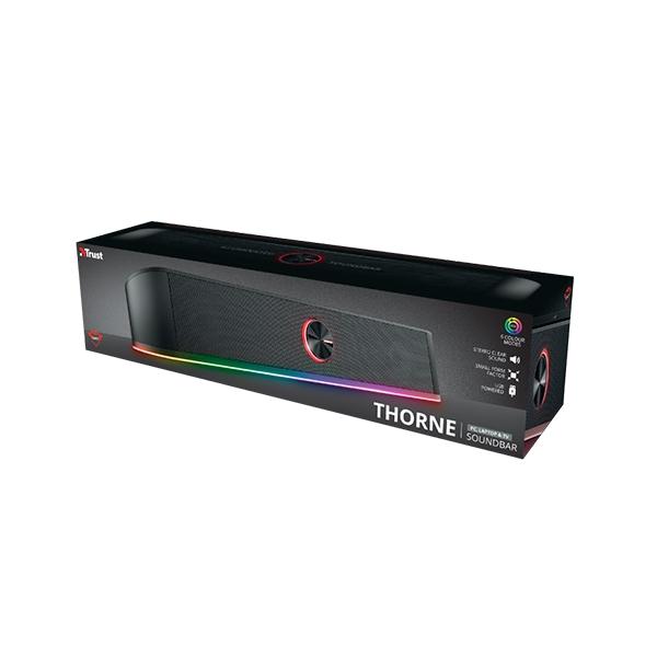 Trust GXT 619 Thorne RGB  Barra de sonido