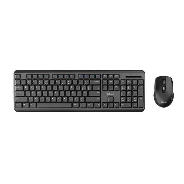Trust TKM350 wireless  Kit de teclado y ratón