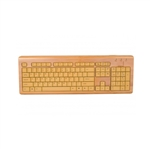 Urban Factory BaMBoo Keyboard USB