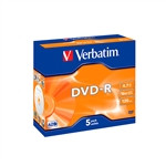 Verbatim DVDR 16x Advanced AZO Bobina 5u 47GB DVD