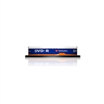 Verbatim DVDR 16x Advanced AZO Bobina 10u 47GB DVD