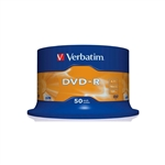 Verbatim DVDR 16x Advanced AZO Bobina 50u 47GB DVD