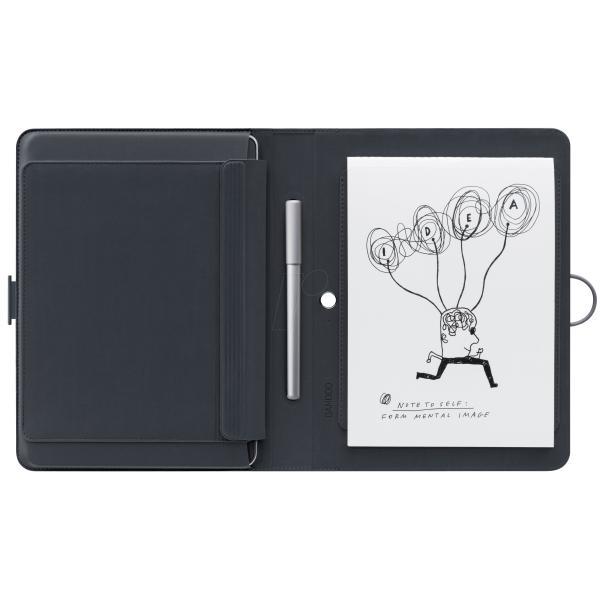 Wacom BaMBoo Spark con Funda – Tableta Digitalizadora