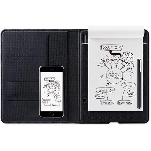Wacom BAMBOO FOLIO SMALL – Tableta digitalizadora