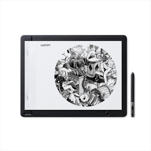 Wacom Sketch Pro negra  Tableta digitalizadora