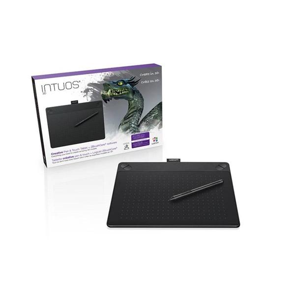Wacom Intuos 3D Mediana  Tableta digitalizadora