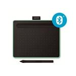 Educación Wacom Intuos  M bt Verde  Tableta digitalizadora