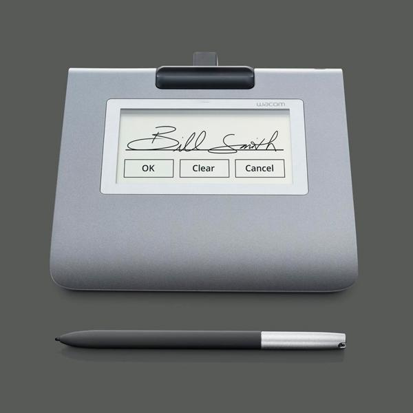 Wacom Signature Set STU-430 + Sign Pro PDF - Firma Digital