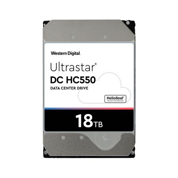 WD Ultrastar DC HC550 18TB 7200rpm 35 SATA  Disco Duro
